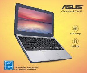ASUS Chromebook C202SA Review