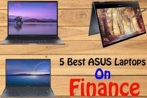ASUS Laptops on Finance