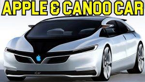 Apple Canoo Car