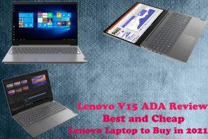 Lenovo V15 ADA Review