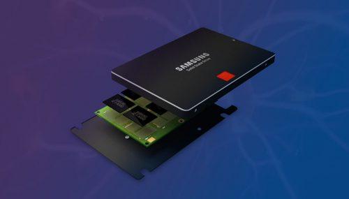 Dual SSD