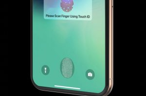 Touch ID Feature by Apple