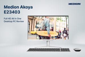 Medion Akoya E23403 Review