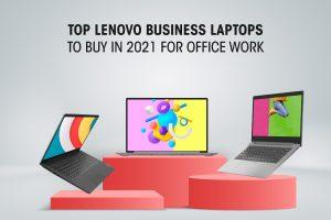 Lenovo Business Laptops