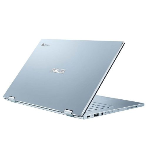 ASUS Chromebook Flip C433TA Ports and Connectivity