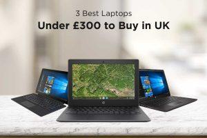 Laptops Under £300