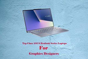 ASUS Zenbook Series Laptops