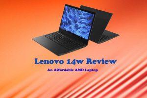 Lenovo 14w Review