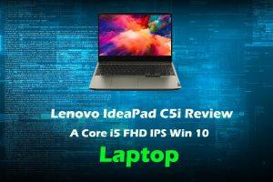 Lenovo IdeaPad C5i Review