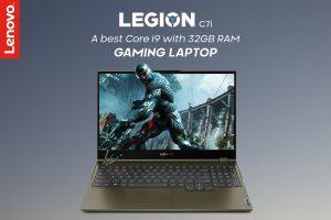 Lenovo Legion C71 Review