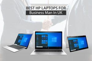 HP Laptops for Businessman UK