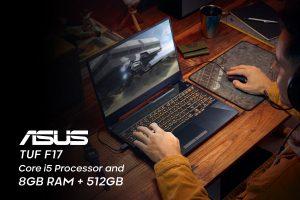 ASUS TUF F17 Review