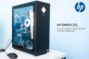 HP OMEN 25L Review