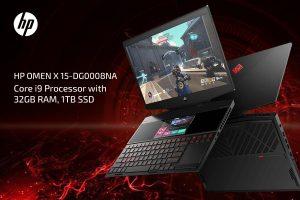 HP OMEN X 15-DG0008NA Review