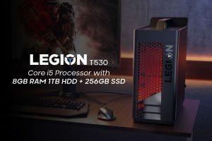 Lenovo Legion T530 Review
