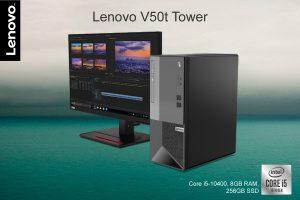 Lenovo V50t review